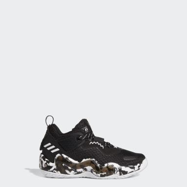 Children Basketball Black Donovan Mitchell D.O.N. Issue #3 Shoes