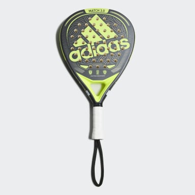 Padel-Tennis Match 3.0 Padel-Schläger Schwarz