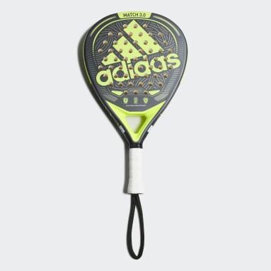 Padel Tenis černá Raketa Match 3.0 Padel