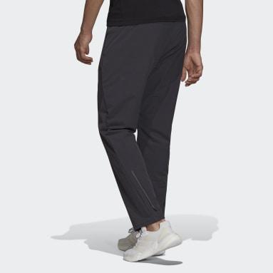 Pantalon adidas Z.N.E. Sportswear COLD.RDY Gris Hommes Sportswear
