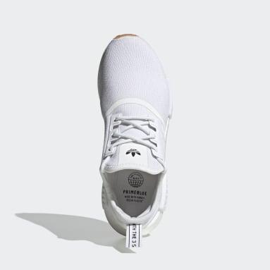 Originals Hvid NMD_R1 Primeblue sko