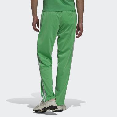 Pantalón Adicolor Classics Firebird Primeblue Verde Hombre Originals