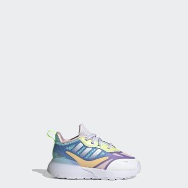 Bebek Originals Beyaz ZX 2K 2.0 Ayakkabı
