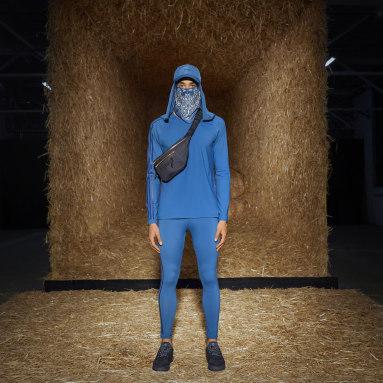 Mallas IVY PARK Baselayer Azul Hombre Originals