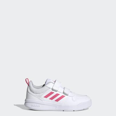 Kids 4-8 Years Running White Tensaur Shoes