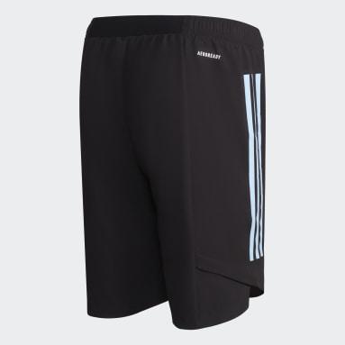 Shorts Titular Argentina 21 Negro Hombre Fútbol