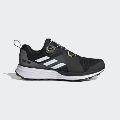 Men TERREX Black Terrex Two BOA® Trail Running Shoes