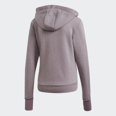 Veste à capuche Must Haves Versatility Violet Femmes Sportswear