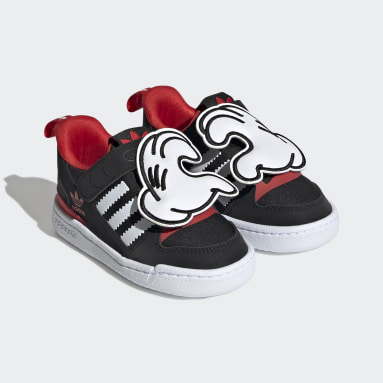 Kids Originals Black Disney Forum 360 Shoes