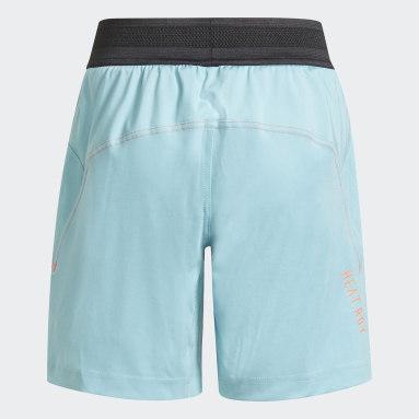 Pantalón corto HEAT.RDY Sport Verde Niño Gimnasio Y Entrenamiento