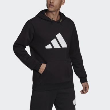 Men Sportswear Black adidas Sportswear Future Icons Winterized Hoodie