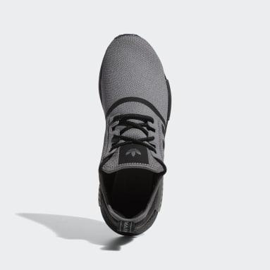 Men's Originals Grey NMD_R1 Primeblue Shoes