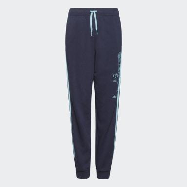 Boys Sportswear Blå adidas x Disney Pixar Monsters, Inc. bukser
