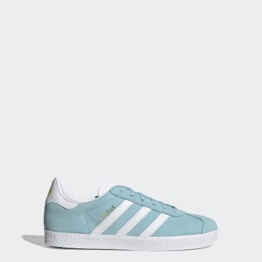 Gazelle bleue   adidas FR