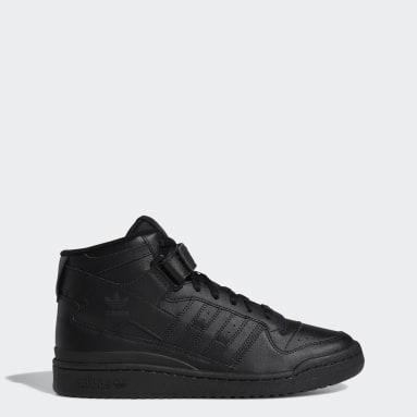 Forum Mid Shoes Czerń