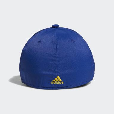 Men's Training Blue Boston Marathon® Stadium Stretch Fit Hat