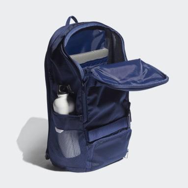 Football Blue FC Bayern ID Backpack