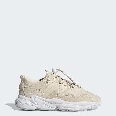 Women's Originals White OZWEEGO Plus Shoes