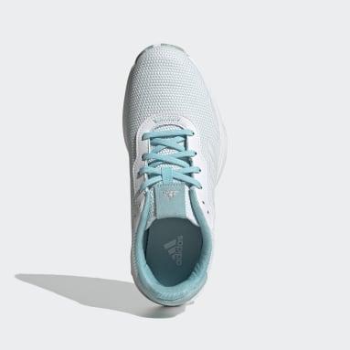 Women Golf Blue S2G Spikeless Golf Shoes