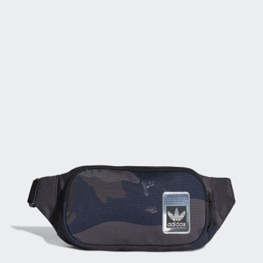 Originals Grå Camo bæltetaske