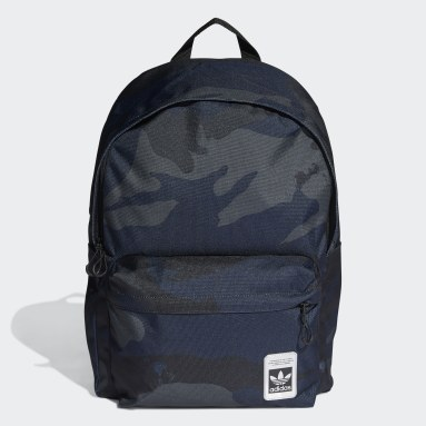 Youth 8-16 Years Originals Grey Camo Classic Backpack