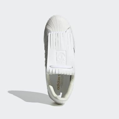 Zapatilla Superstar FR Blanco Mujer Originals