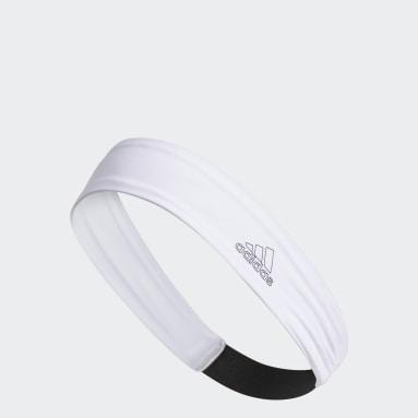 Training White Alphaskin Headband