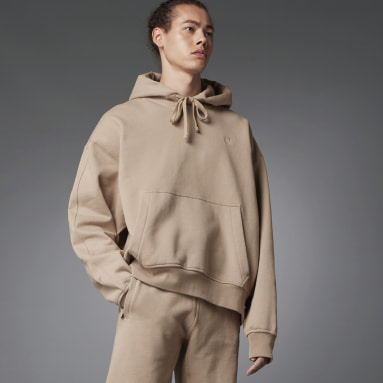 Sudadera con capucha Blue Version Essentials Marrón Hombre Originals