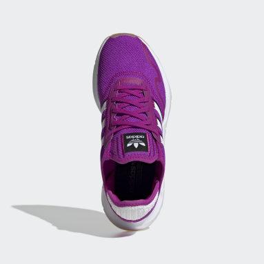 Tenis Swift Run X Rosa Mujer Originals