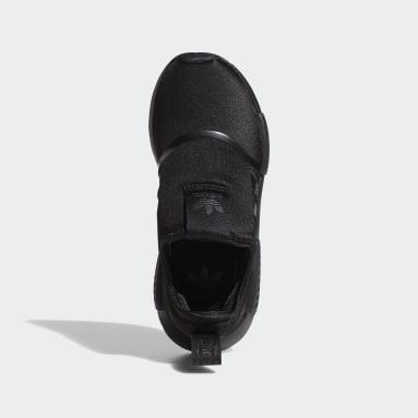 Kinderen Originals zwart NMD 360 Schoenen