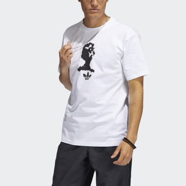 Originals White Dill Graphic Short Sleeve Tee (Gender Neutral)