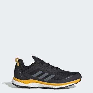 Men's TERREX Blue Terrex Agravic Flow Shoes