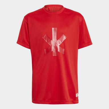Kids Sportswear Red adidas x LEGO® NINJAGO® Kai Set