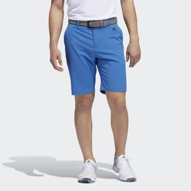 Men Golf Blue Recycled Content Golf Shorts