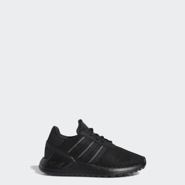 Boys Originals Svart LA Trainer Lite Shoes