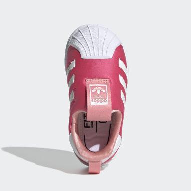 Zapatillas Superstar 360 (UNISEX) Rosa Niño Originals