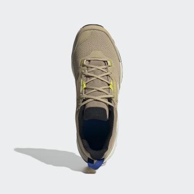 Zapatillas de Senderismo Terrex AX4 Primegreen Beige Hombre TERREX