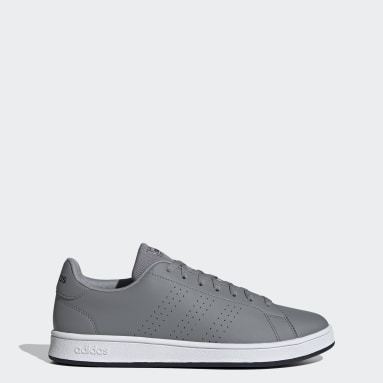 Scarpe Advantage Base Grigio Sportswear