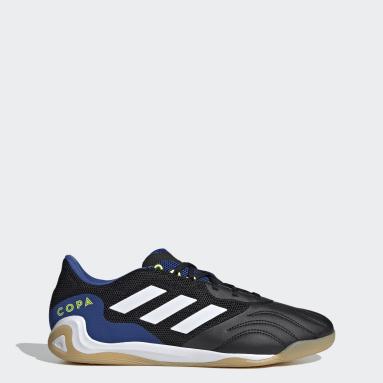 Women Futsal Black Copa Sense.3 Sala Indoor Boots