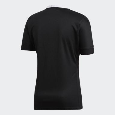 Camiseta Titular All Blacks Negro Hombre Rugby