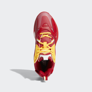Men's Basketball Red ZoneBoost Shoes