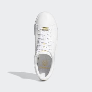 Men Originals White Stan Smith Vulc Shoes