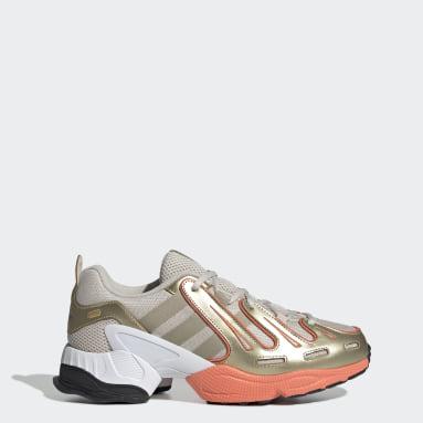 Herr Originals Beige EQT Gazelle Shoes