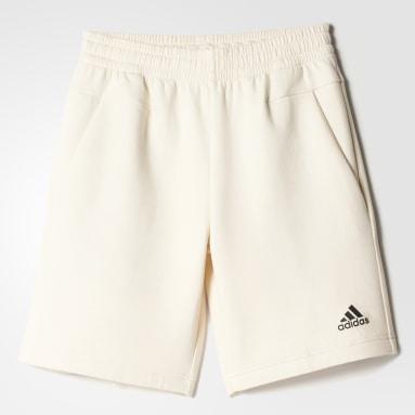 Shorts adidas Z.N.E. ND Blanco Niño Training