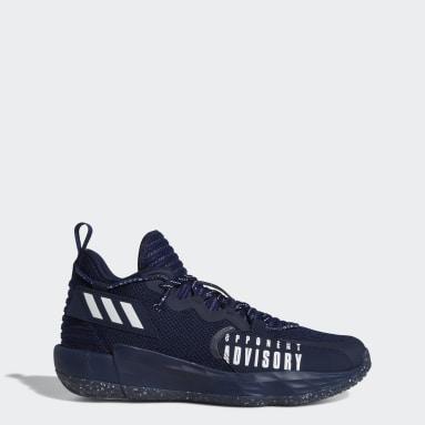 Basketball Blue Dame 7 EXTPLY Shoes