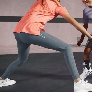 Girls Gym & Training Grey HEAT.RDY Tights