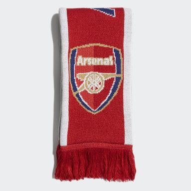 Arsenal Skjerf Rød