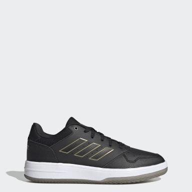 Men Basketball Black Gametalker Shoes