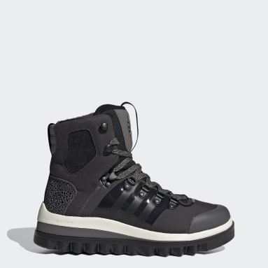Women adidas by Stella McCartney Black Outdoor Eulampis Boot