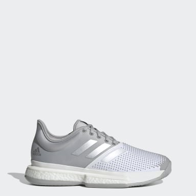 Women Originals Grey SoleCourt Shoes
